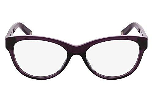 Óculos De Grau Nine West Nw5111 515/51 Roxo Transparente