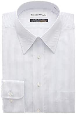 [CHRISTIAN ORANI] レギュラーカラースタンダードワイシャツ【スモール】 オールシーズン用 E1BL-9S
