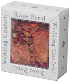 Pétalo de rosa confeti Biodegradable Xpressions: Amazon.es: Hogar