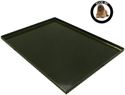 Ellie-Bo Bandeja de Metal para Jaula de Perro, Repuesto, tamaño Medio, de 76 cm