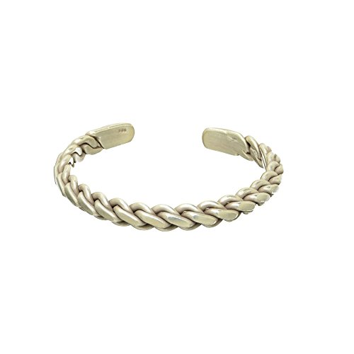Bouddha to Light Argent Sterling RAW Bracelet Canopus III eie 219eur