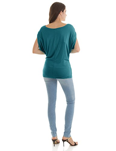 Crochet Dolman Top - 4