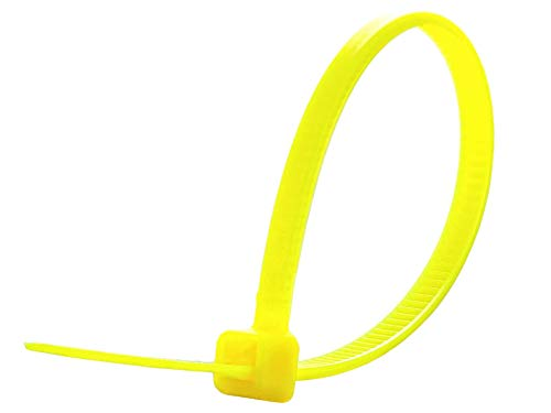 fluorescent cable ties - 2