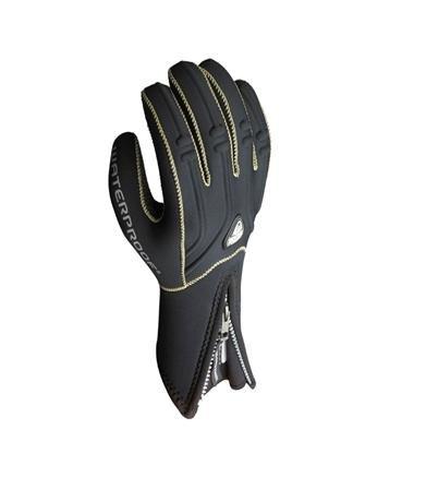 Waterproof G1 5mm Aramid Kevlar 5-Finger Gloves, X-Large
