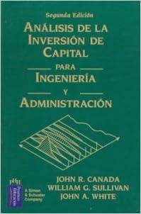 Analisis De La Inversion Capit