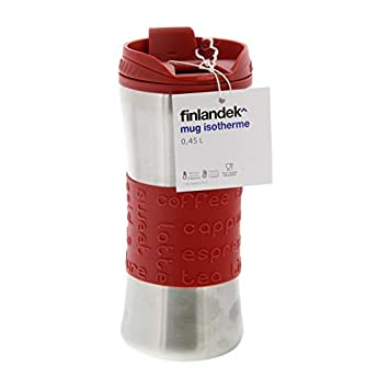 Mug Isotherme Grip Avec Cl Finlandek 45 InoxCuisine KTc1JlF3