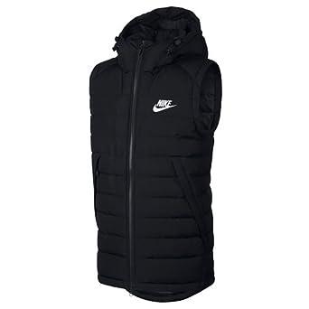 Nike Herren M Nsw Fill Vest Herrenwest: Nike: