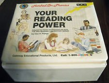 Hooked on Phonics: Your Reading Power (Adapted for Home and Personal Use from the SRA Reading Laboratory Series) (Use Home Reading)