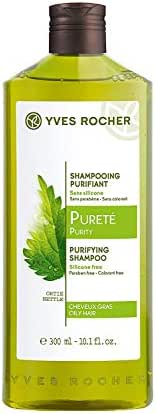 Yves Rocher Purifying Shampoo for Light and Perfectly Cleansed Hair, 300 ml./10.1 fl.oz.