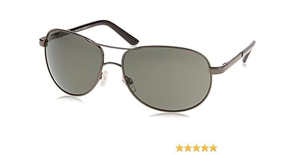 7e7b94628a00 Amazon.com  Suncloud Optics Aviator Metal Alloy Frames Polarized Sports  Sunglasses Eyewear - Gunmetal Gray   One Size Fits All  Automotive