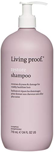 Living Proof Restore Shampoo for Unisex, 24 Oz