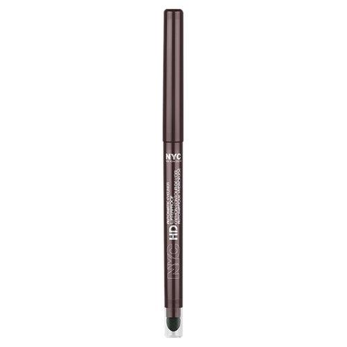 NYC HD Automatic Eyeliner - Deep Brown - Deep Brown Eyeliner