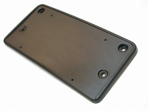 VW Jetta (05-10) FRONT License Plate Base GENUINE oem by GENUINE VW/AUDI