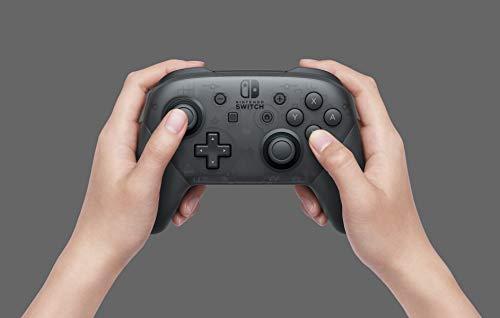 Nintendo Controle Pro Cinza - Nintendo Switch (nacional)