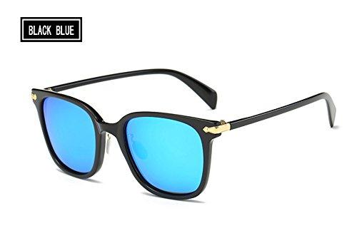 de blue de Mujer Gafas black polarizadas Hombre Sunglasses TL Rosa Sol Hombre Sol Gafas de Gafas wZRxnfEYpq