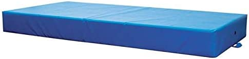cm 200x100x20 h Borgione Materasso Blu