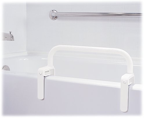 Safety First SF590 1-Inch Tub Safety Bar, White