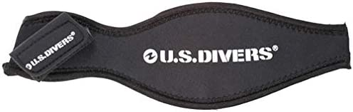 Divers Snorkel System U.S Black