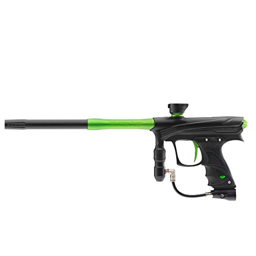 Dye Rize MaXXed Paintball Marker (Black/Lime)