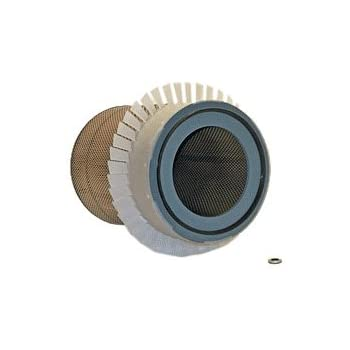 42222 Heavy Duty Air Filter W//Fin WIX Filters Pack of 1
