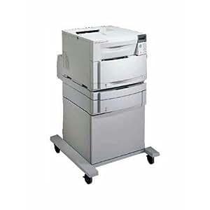Hewlett Packard Printer Stand Cabinet On Wheels F  5Si 8000 8100 Series