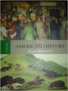 American History : A Survey 12th edition by Brinkley, Alan