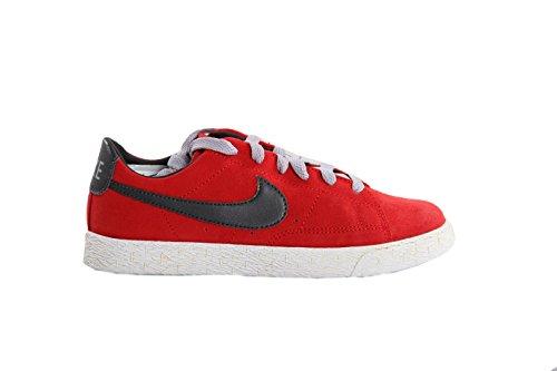 Nike , Baskets mode pour garçon Multicolore noir/rouge