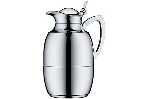 Alfi Juwel 3/4-Liter Carafe, Chrome Plated Brass by Alfi