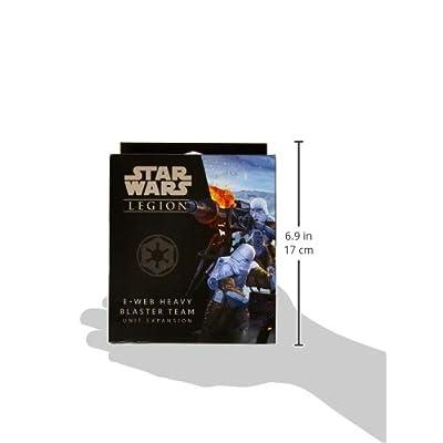 Star Wars: Legion - E-Web Heavy Blaster: Toys & Games