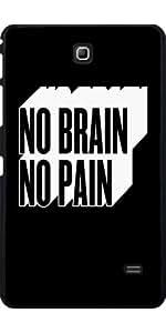 Funda para Samsung Galaxy Tab 4 (7 pulgadas) - Sin Cerebro Sin Dolor