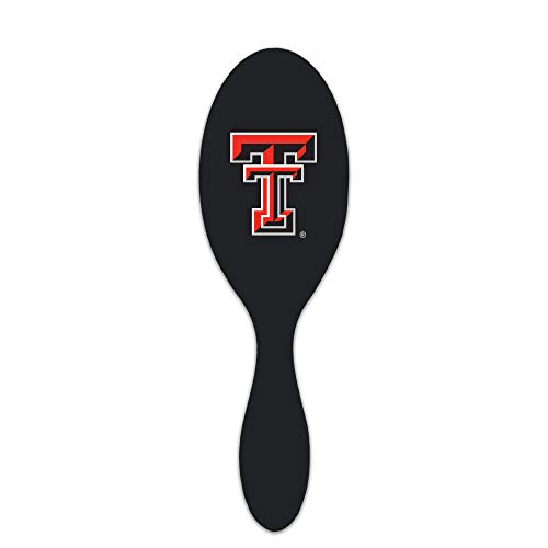 - Worthy Promotional NCAA Texas Tech Red Raiders Salon Style Hair Brush with Ball Tipped Bristles