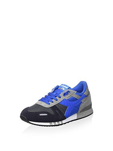 Reslad - Zapatillas de Material Sintético para hombre, color Azul, talla 40