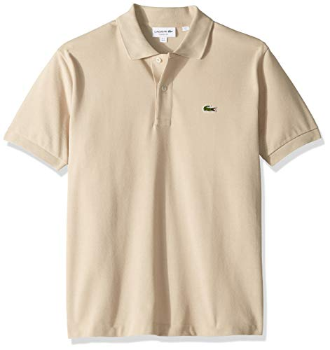 Lacoste Short Sleeve Pique L.12.12 Classic Fit Polo Shirt, L1212, Minor, X-Small ()