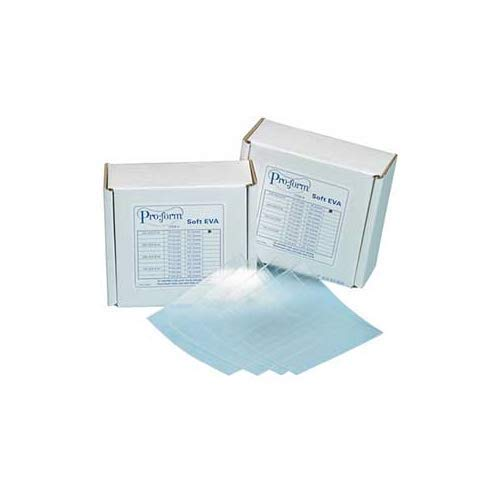Laminate Material (Dental Laboratory Laminate Vacuum Forming SOFT EVA .060 1.5 mm Pack/25 PROFORM)