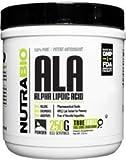 NutraBio Ala Alpha Lipoic Acid Review