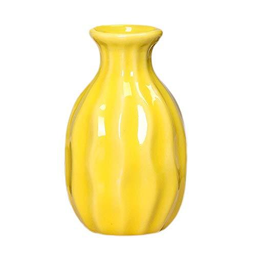 XQXCL Home Desktop Decoration Modern Crafts Porcelain Fashion Flower Vase - Vases Dragonfly Porcelain
