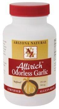 Allirich Odorless Garlic 250 Softgels