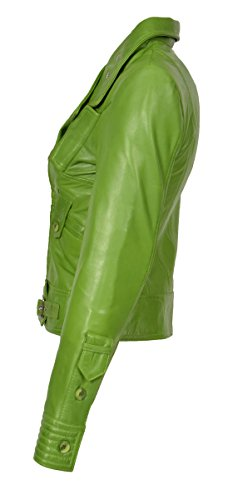 Goods Manches Blouson Fashion Femme Citron Vert A1 Longues c51t44