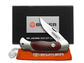 BOKER Scout Honeycomb Red 112502 Scout Honeycomb Pocket Knife, Red