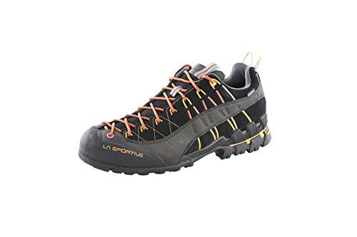 La Sportiva Hyper GTX Approach Shoes Men black Größe 46,5 2017 Schuhe