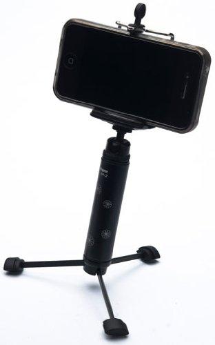 P-Franken - Mini trípode para smartphone (13,5 cm de alto, 80 g ...
