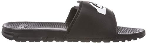 et Black Homme Xkkw White Noir Chaussures Plage Shoreline Combo Piscine Adjust de Quiksilver Black vxqBwC6