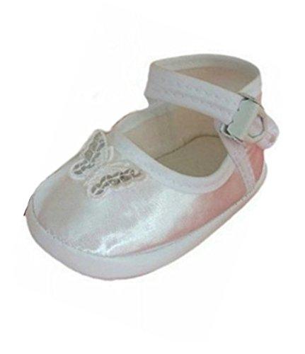 Festlicher Schuh für Taufe, Hochzeit und Alle Anderen Anlässe, Baby Kinder Schuhe, Taufschuhe für Mädchen, Versch. Modelle und Größen Vts06 Tp24