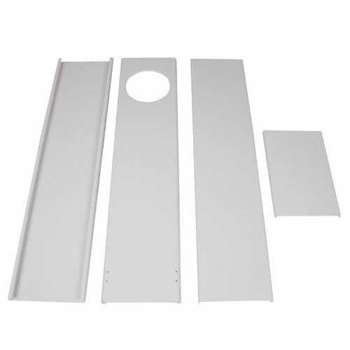 Edgestar Upgraded Portable Ac Vent Kit For Sliding Glass