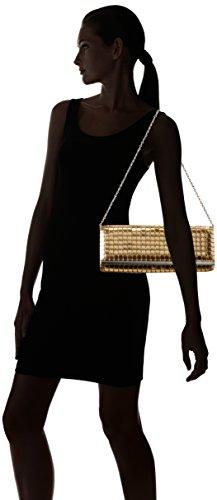 W Mesh McClintock Katrina Large Clutch Gold Jessica E wvtgfFw