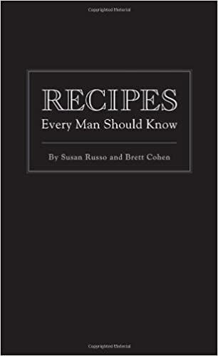 Book Recipes Every Man Should Know