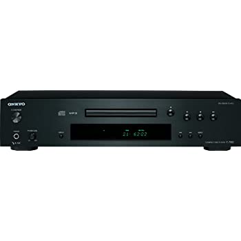 Onkyo C-7030 Compact Disc Player (Black)