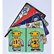 Buzzy DistrACTION Cards - Jumbo Robots Series - Reduce Pain & Anxiety