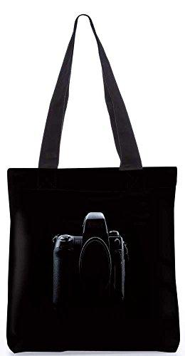 """Snoogg Nikon-Kamera-Taschen-Tasche 13,5 X 15 In """"Shopping-Dienstprogramm Tragetasche Aus Polyester Canvas"""