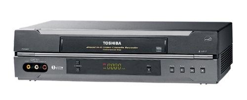 Toshiba W522 4-Head Hi-Fi VCR